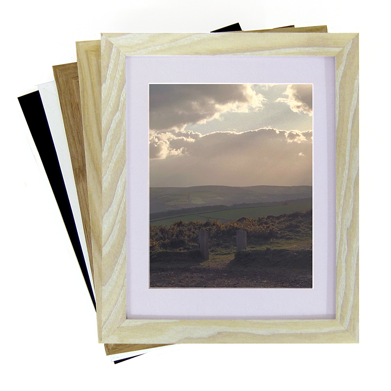 Standard Size Frames – Courtyard Framing and Gallery