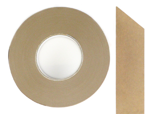 Brown gummed tape 2″ x 100m
