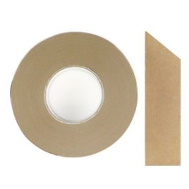 Brown gummed tape 2″ x 100m